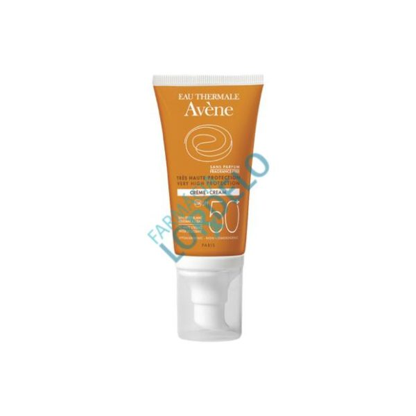 Solar Spf50+ Cr S/Perf 50 mL