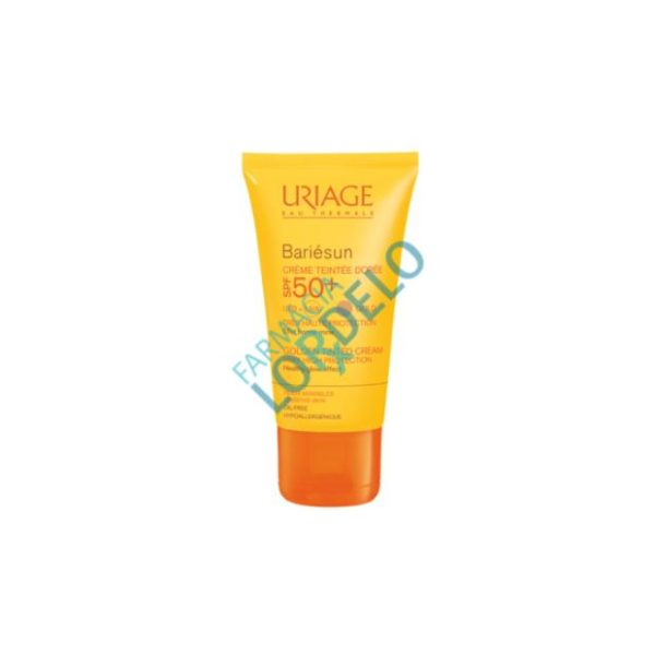 Bariesun Cr Teint Doree Spf50 50 mL